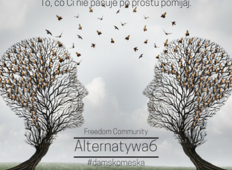#Alternatywa6 Jak postępować z ludźmi, by żyło Ci się dobrze?